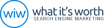 What It's Worth Search Engine Marketing